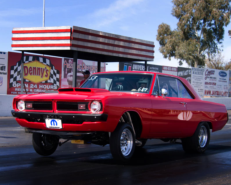 1970 Dodge Dart 512 Big Block Restomod